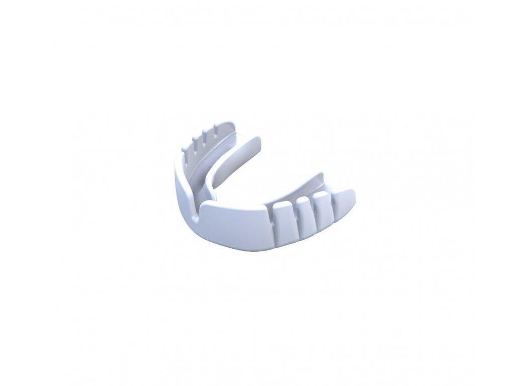 Chrániče zubů OPRO UFC Snap Fit junior (bílé)