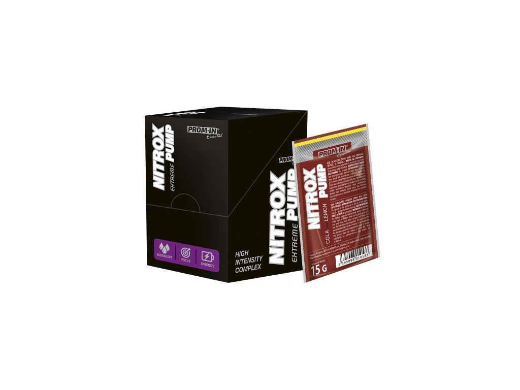 EssentialNitroxPump (10x15g) - malina