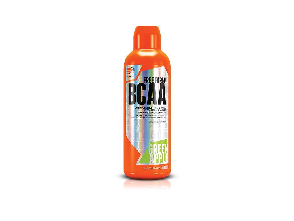 BCAA free form liqud (višeň)- 1000ml