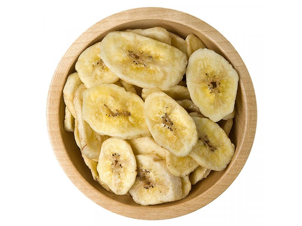 Banán chips  (400g)
