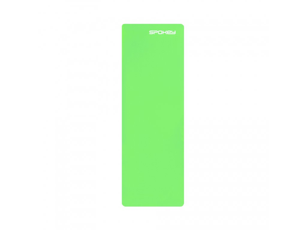 Spokey SOFTMAT podložka na cvičení_zelená 1 cm