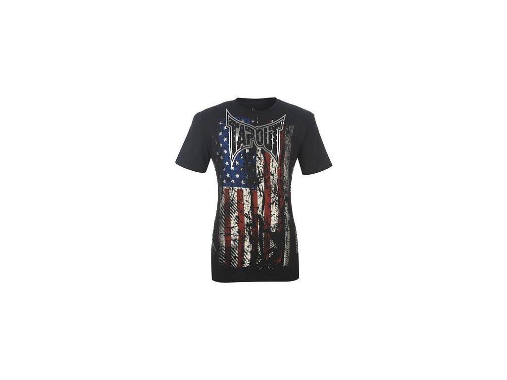 """Triko Tapout """"USA"""" vlajka"""