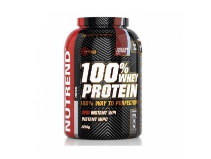 Whey protein 100% (2250g) - ledová káva