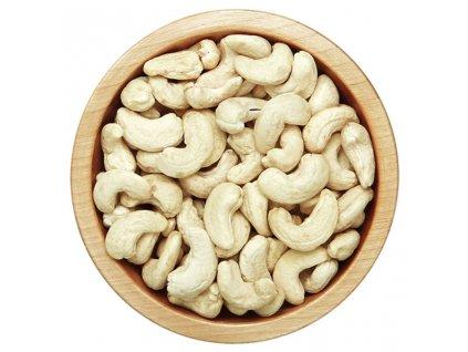 Kešu ořechy natur  (500g)