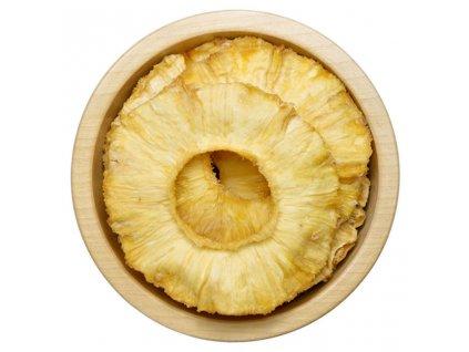 Ananas kroužky  (1 Kg)
