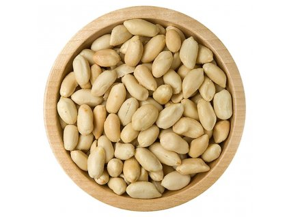 Arašídy pražené solené  (1000g)