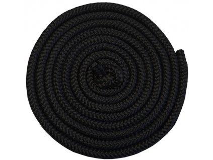 ACRA Gymnastické švihadlo 3m černé