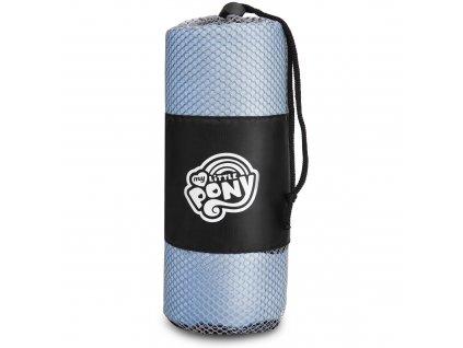 Spokey HASBRO PINKIE Rychleschnoucí sportovní ručník, 80x160 cm, barevný, zn. MY LITTLE PONY