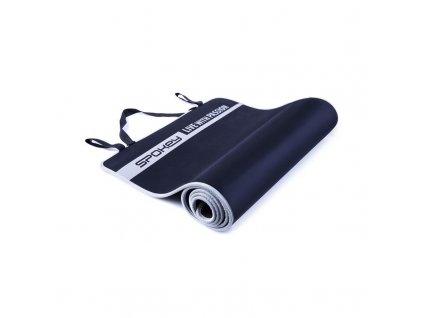 Spokey FLEXMAT V Podložka na cvičení černá 0,6 cm