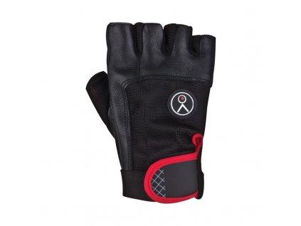 Spokey FIKS - Fitness rukavice černé XL