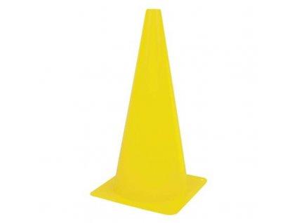 Spokey STICKI-Kužel žlutý 1ks, 38 cm