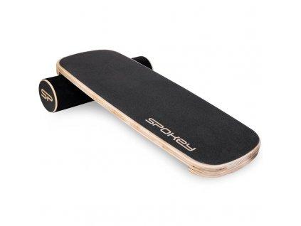 Spokey SWAY/ Trickboard - Balanční podložka, dřevěná ( bez orig. kartónu)