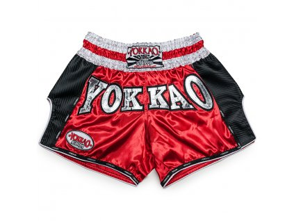 Muay Thai trenky BUAKAW RED