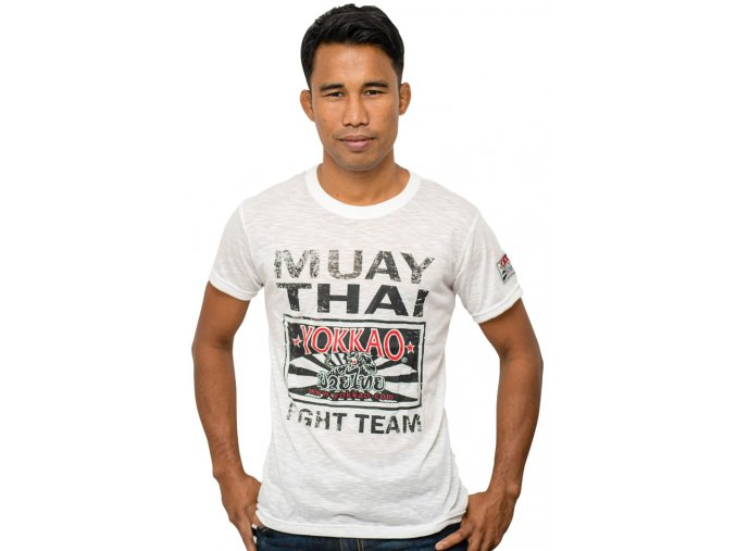 "Triko Yokkao ""Fight Team white"""