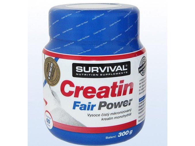 Creatin Survival fair Power (60 cps)