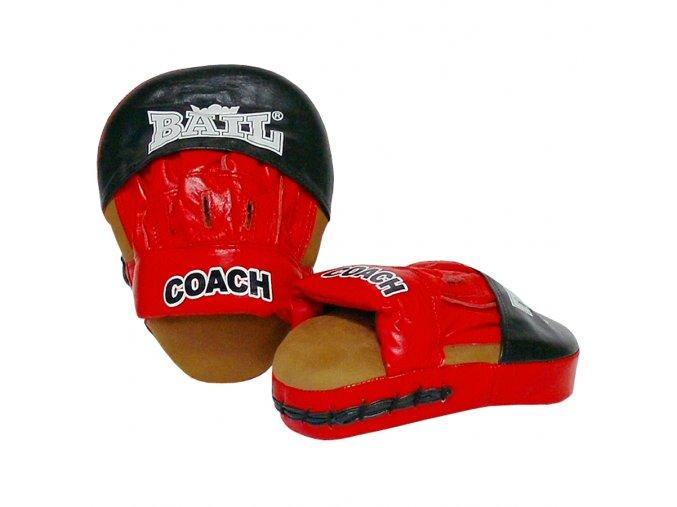 Boxerské lapy Coach