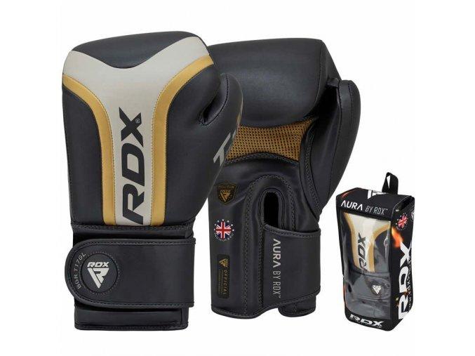 Boxerské rukavice Aura T17