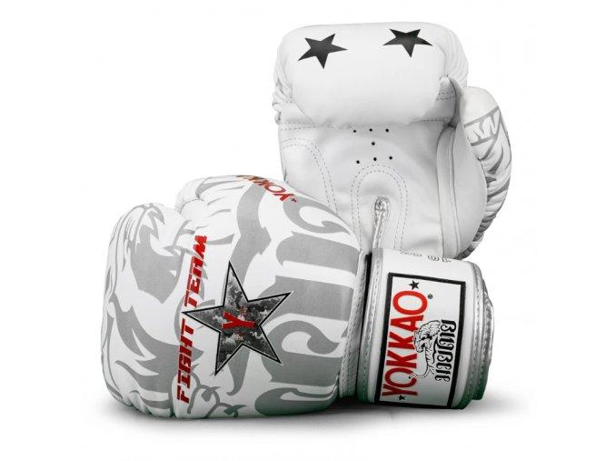 Boxerské rukavice Yokkao Fight Team