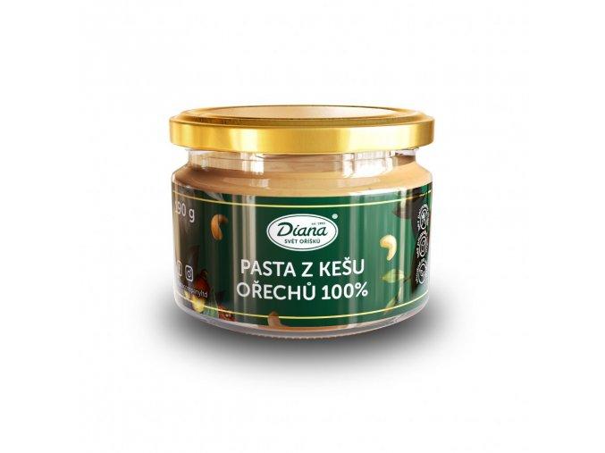 Pasta z kešu ořechů 100% (250g)