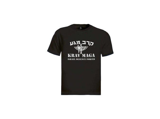 KM triko HEBREJ