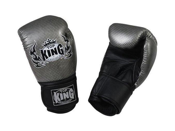 Top King dětské box. rukavice carbon