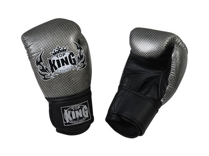 Top King dětské box. rukavice carbon