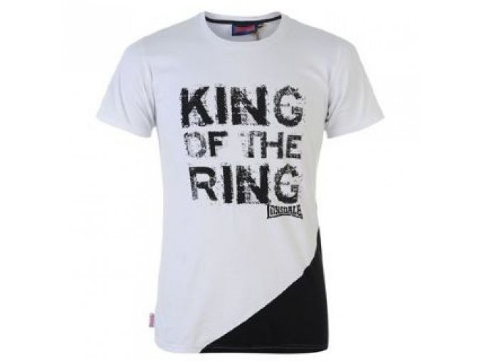 Lonsdale triko King of Ring - XL