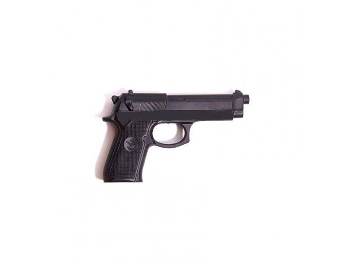 Pistole tréninková (plastová)
