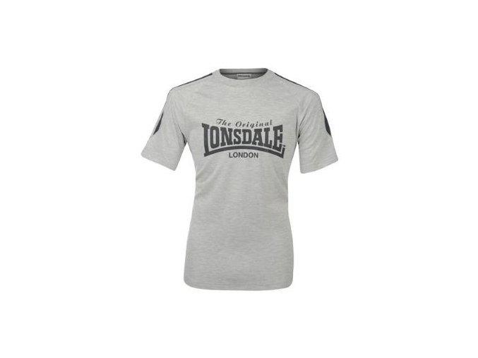 Lonsdale triko bílé