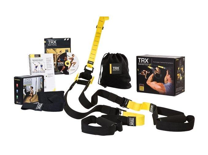 TRX systém P2