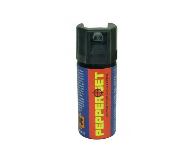 Pepřový sprej Pepper jet 40