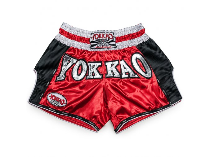 Muay Thai trenky BUAKAW RED
