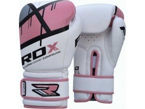 Boxerské rukavice PINK