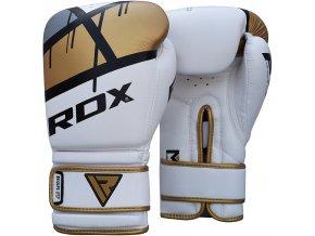 Boxerské rukavice RDX  zlaté