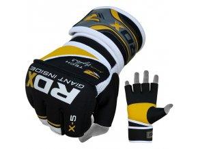 MMA rukavice X5 GEL