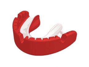 Chrániče zubů OPRO GOLD červené