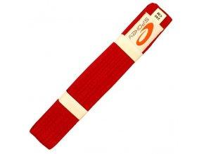 Pásek ke kimonu červený
