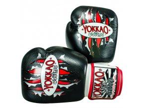Boxerské rukavice  Yokkao tiger