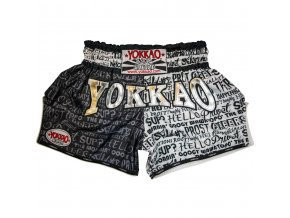 Muay thai trenky Yokkao Whats up