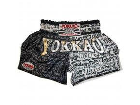 Muay thai trenky Yokkao Whats up