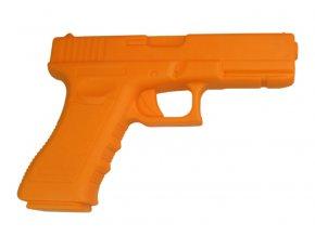 Pistole tréninková Glock  (plastová)