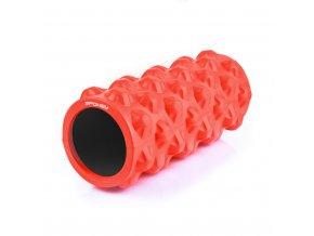 Roller masážní červený
