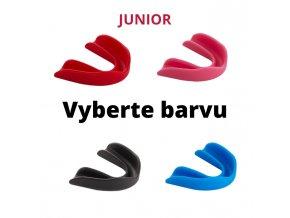 Chrániče zubů junior (vyberte barvu)