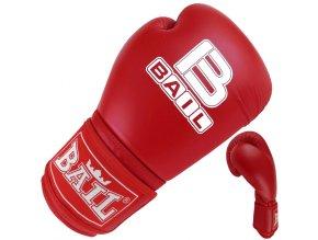 Boxerské rukavice amater červené