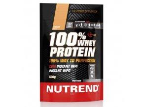 Whey protein 100% (500g) - ledová káva