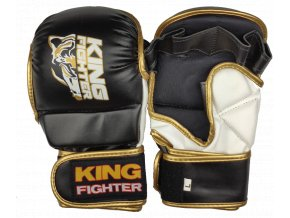 MMA rukavice King Fighter GOLD