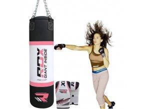 Boxovací pytel GIRL