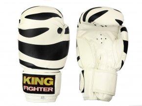 Dětské boxerské rukavice dalmatine černé