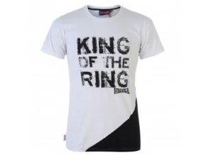 Lonsdale triko King of Ring - XL