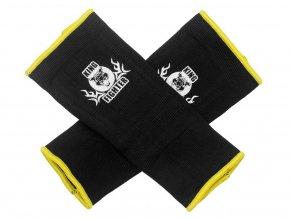 Chránič kotníku černá/žlutá